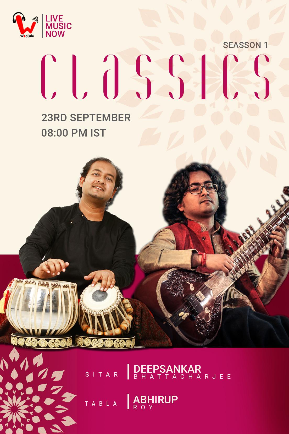 Classics_Deepsankar_Abhirup